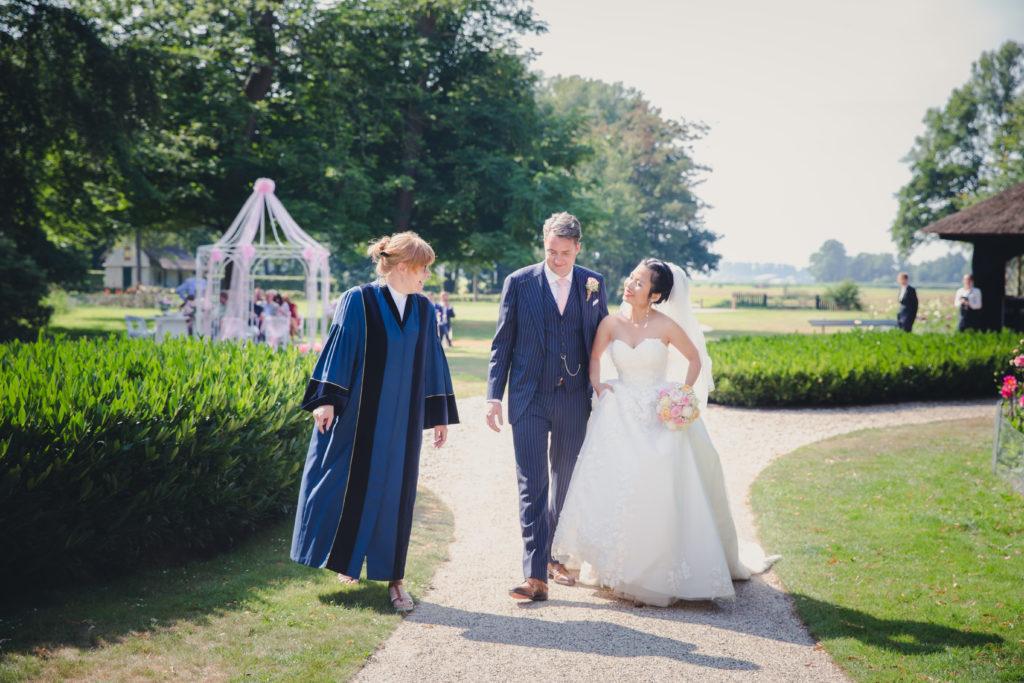 Wedding J & T, Keukenhof